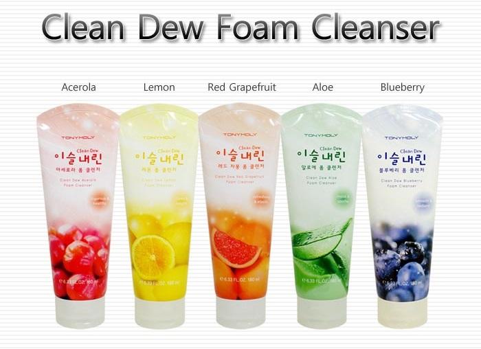 tony_moly_clean_dew_foam_cleanser_acerola