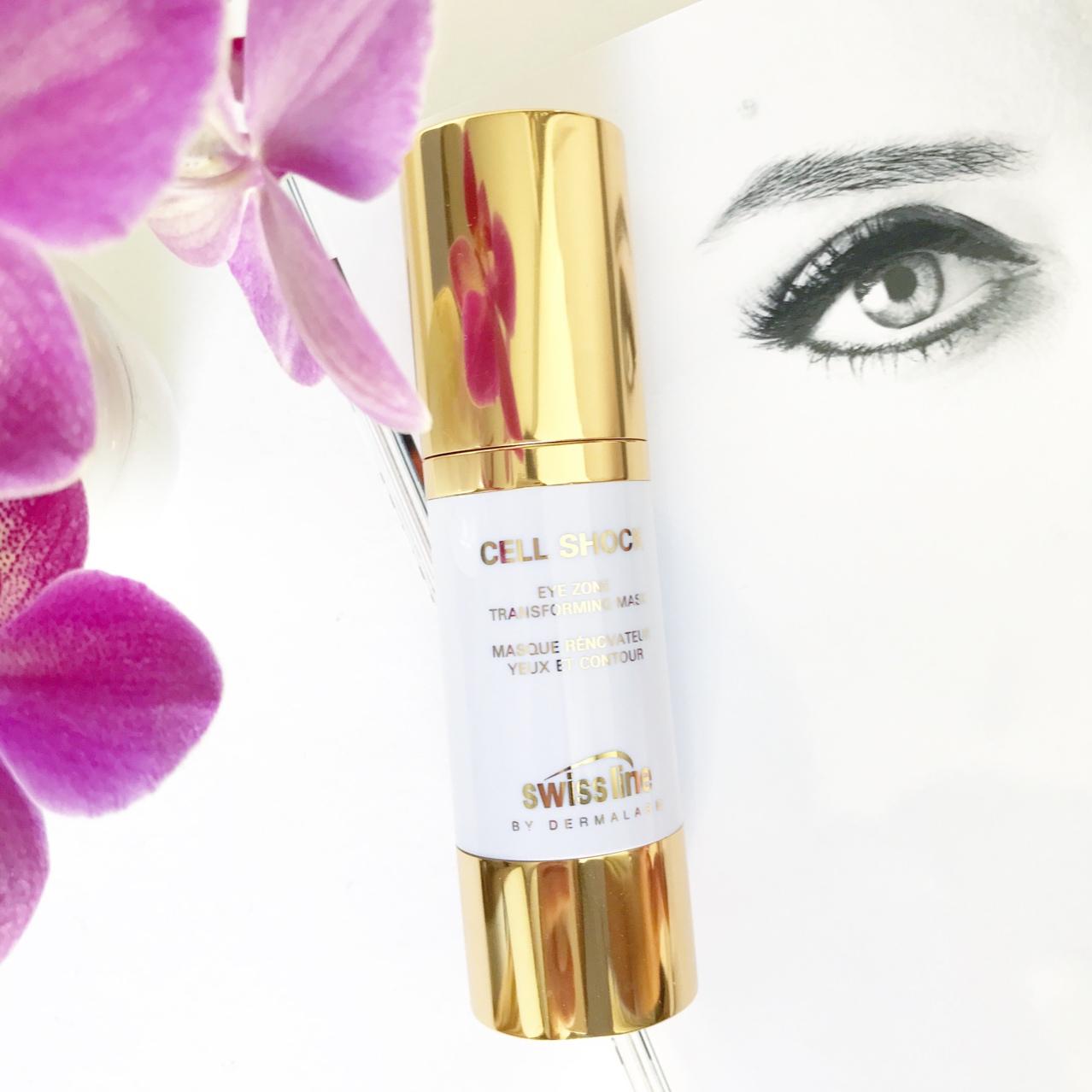 Swiss line cell shock маска для кожи вокруг глаз отзывы