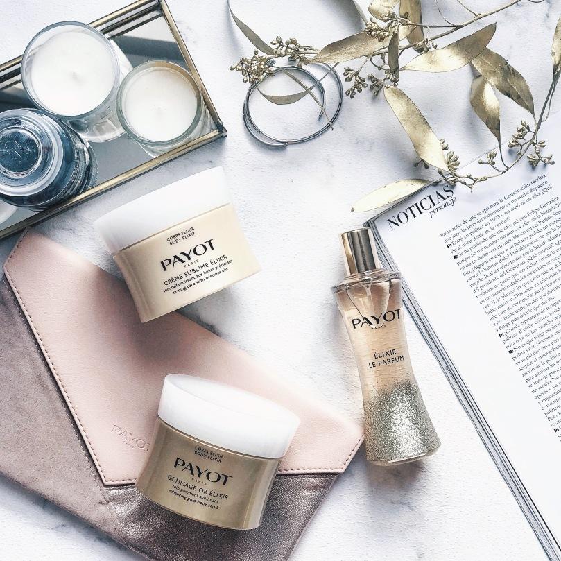 лимитированная туалетная вода Elixir Le Parfum от Payot Innamakeupcom